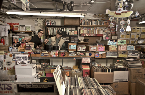 keeping old forms of music alive record stores in boston the quad. Black Bedroom Furniture Sets. Home Design Ideas