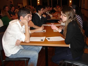 Hillel speed dating