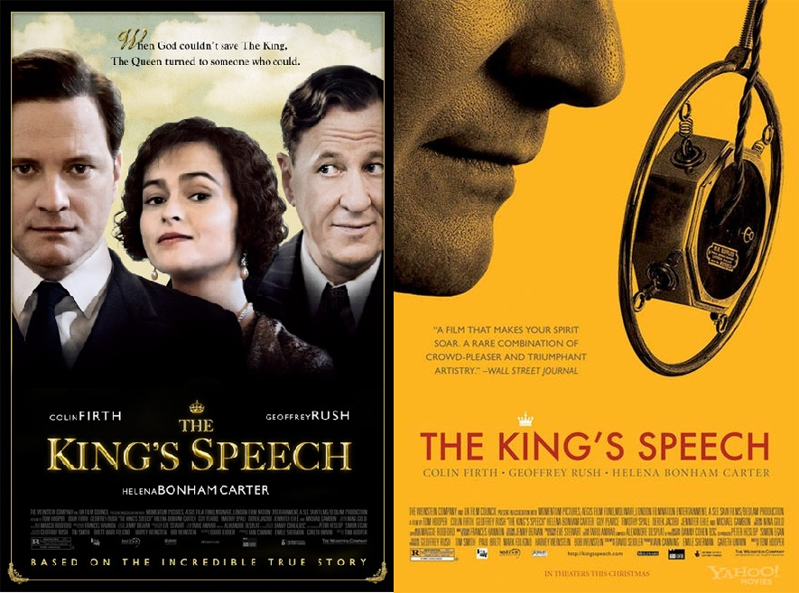 kings speech movie reflection This handout defines the basic parts of speech and provides examples of their uses in sentences links to more handouts and exercises on particular parts of speech.