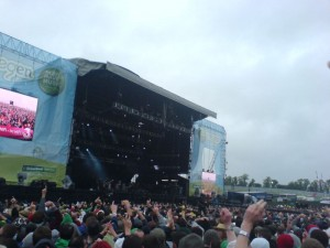 The main stage at Oxegen '06 | photo courtesy of wikimedia user CGorman