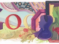 Google Doodle Celebrates 100th International Women