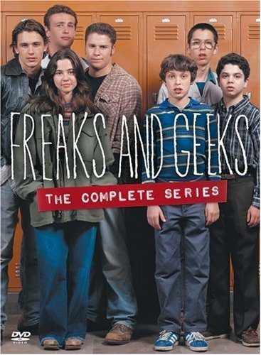 Freaks and Geeks DVD cover