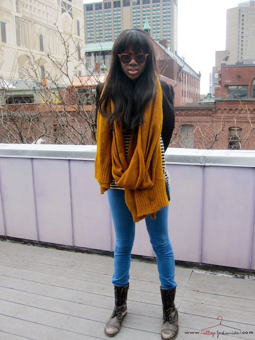 The College Fashionista by College Fashionista
