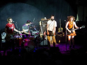 Titus Andronicus performing at  Neptune Theatre 6/18/2011 | photo by davidjlee via flickr