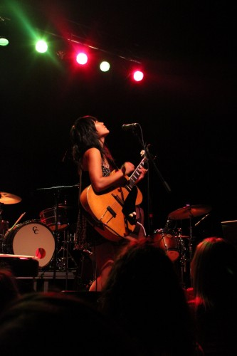 Thao and the Get Down Stay Down at Royale Boston