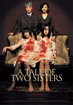 "Poster for ""A Tale of Two Sisters"""