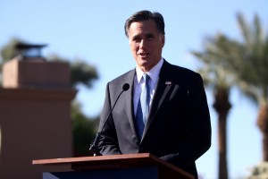 Mitt Romney in Arizona