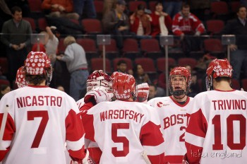 BU Hockey - October 2010