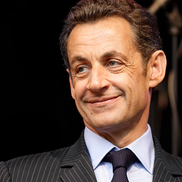Is Nicolas Sarkozy, the president of France since 2007, on his way out? | Photo courtesy of Wikimedia Commons
