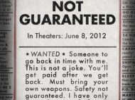 It's the full text of a REAL newspaper ad.