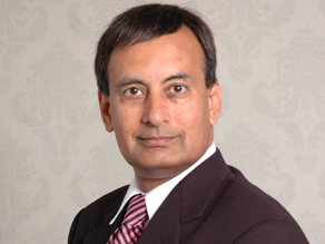 Professor Husain Haqqani | Photograph courtesy of Wikimedia Commons
