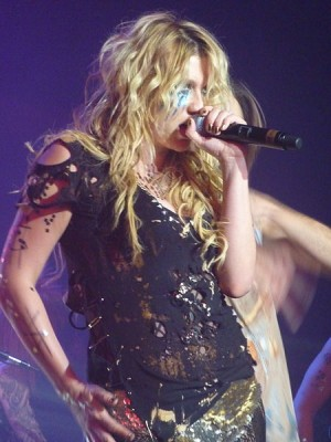 Ke$ha. | Photo courtesy of Oouinouin via Wikimedia Commons