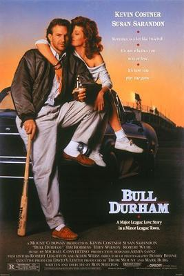 Bull Durham | Poster courtesy of MGM