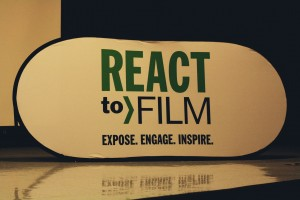 React to Film. | Photo by