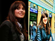 "Zooey Deschanel vs. ""Not Zooey Deschanel"" 
