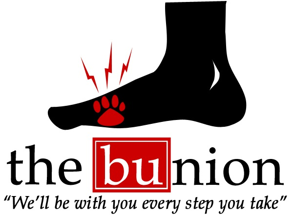 Logo for The Bunion