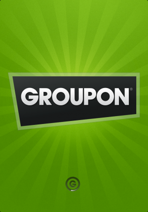 Groupon is a helpful app for students looking to save money | Screenshot courtesy of Aria Ruggiero
