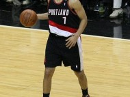 Comeback kid Brandon Roy | Photo courtesy of flickr user Keith Allison via Wiki Commons