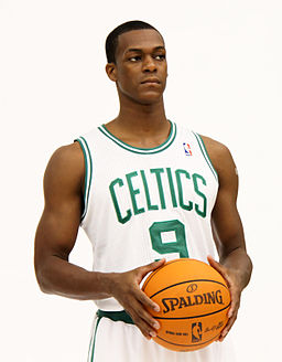 Rajon Rondo | Photo courtesy of Aaron Frutman via Wiki Commons