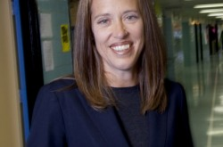 Wendy Kopp | Photo courtesy of BU Photography