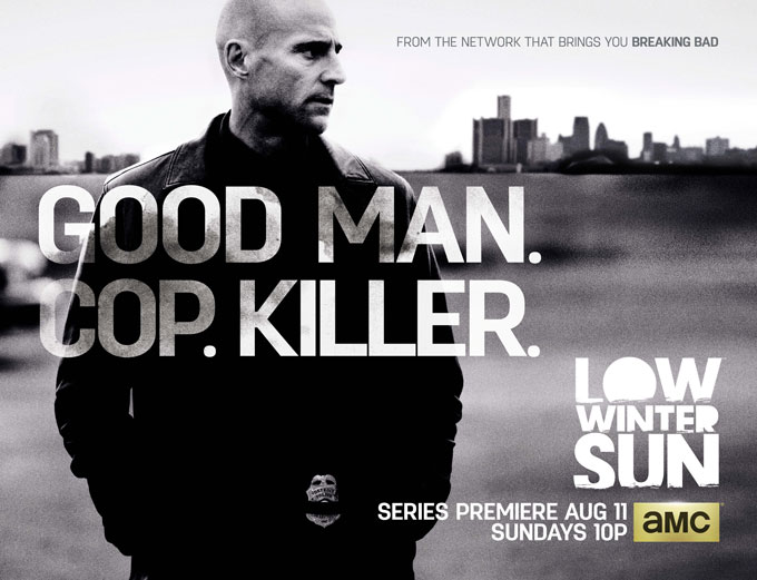 AMC's Low Winter Sun concluded its first season on October 6, 2013.