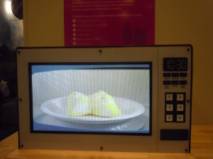 What happens to Peeps in the microwave?