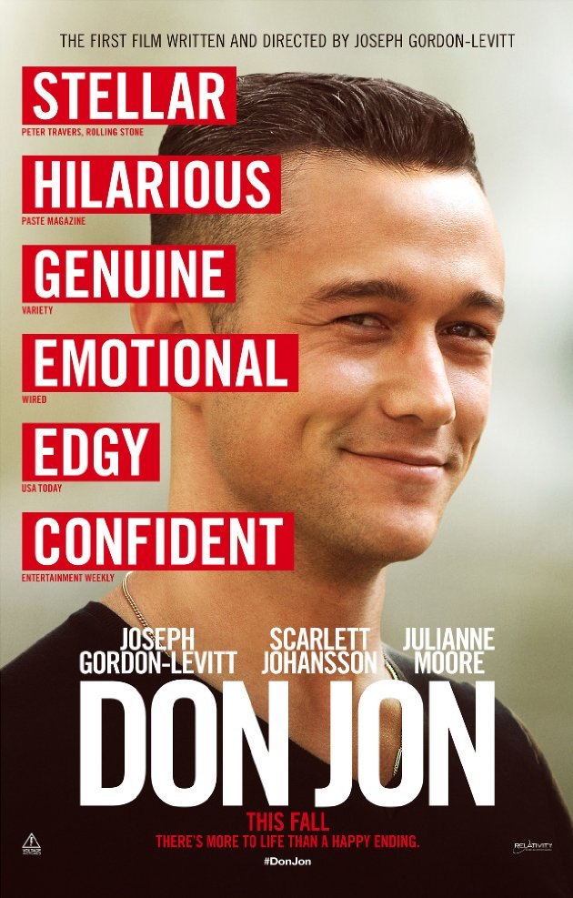 Are we talking about Joseph Gordon-Levitt or the movie? | Promotional Poster courtesy of Relativity Media