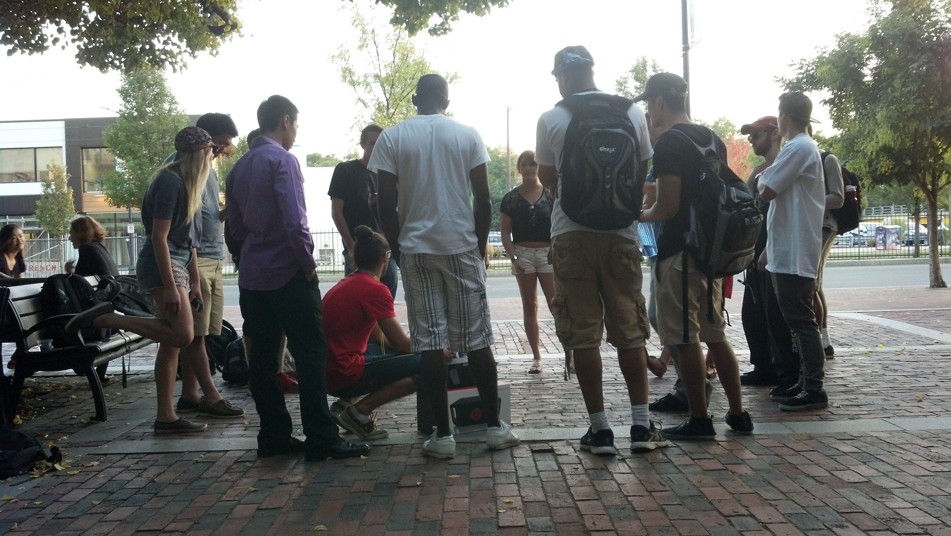 BU Hip-Hop Club Cyphers take place in front of the GSU on Wednesday's at 5:00 pm.