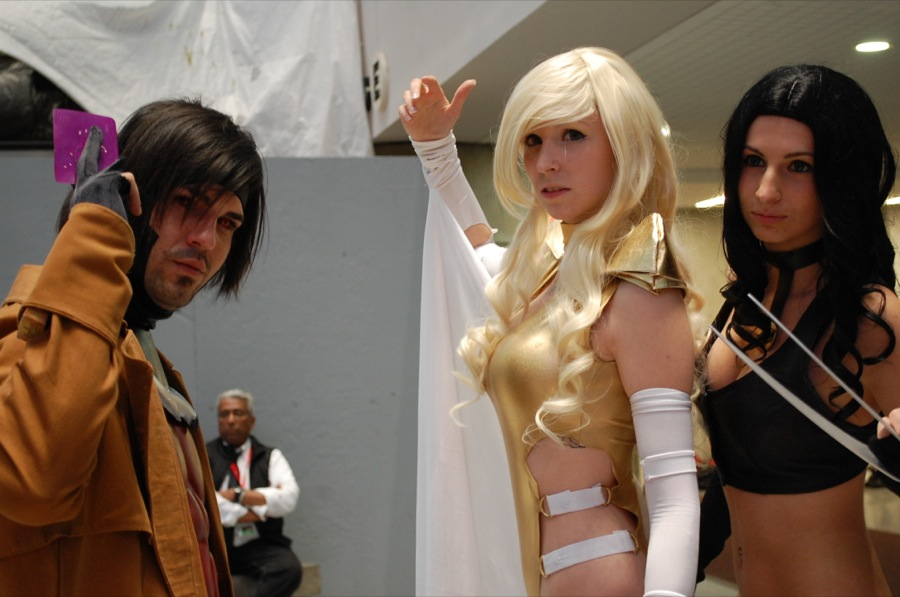 x 23 And Gambit Gambit Emma Frost x 23