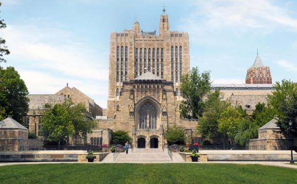 He Doesn T Even Go Here Yale Edition The Quad