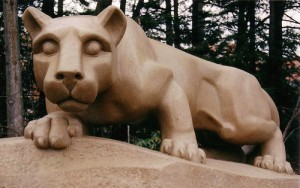 Penn State Nittany Lion | Photo courtesy of psu.edu