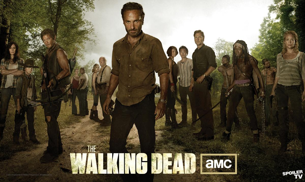 The Walking Dead airs Sunday nights at 9:00 p.m. on AMC.   Photo courtesy of AMC