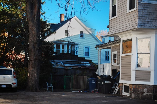 Landlords are expected to fix  broken windows and manage trash in a timely fashion. | Photo by Ashley Hansberry.