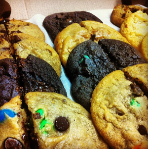 If baking calms you down, please make me a batch of these | Photo courtesy of Emily Payne