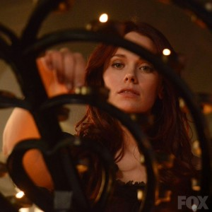Her job is to wait for Ichabod and give him exposition for the current issue. That's all.   Promotional still from http://www.fox.com/sleepy-hollow/
