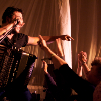 James Felice performing the End of the Road Festival in 2010 | photo courtesy Flickr user .FuturePresent. via Photopin