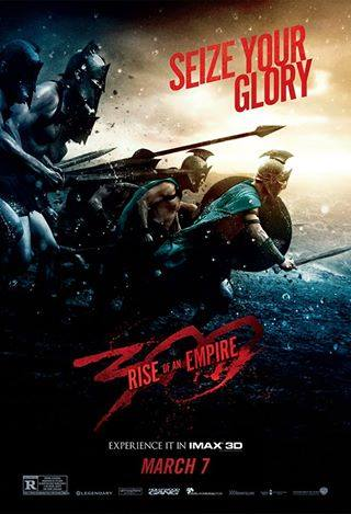 300: Rise of an Empire Poster | Promotional Poster courtesy of Warner Bros