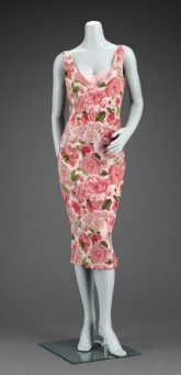 Women's dress in two parts Dolce & Gabbana, 1996 Anonymous Gift  Photograph © Museum of Fine Arts, Boston