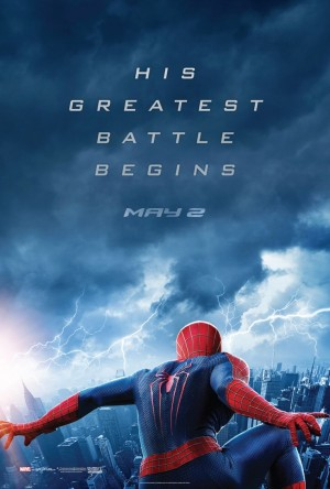 The Amazing Spider-Man 2 Promotional Poster Courtesy of Sony Pictures
