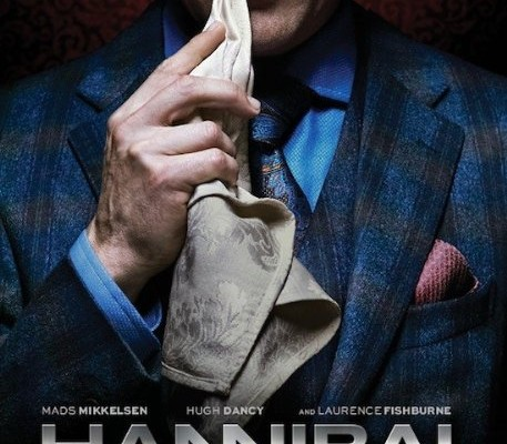 """""""Nothing here is vegetarian""""-- Hannibal. Promotional poster courtesy of NBC."""