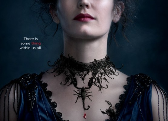 Eva Green as Vanessa Ives. Promotional poster courtesy of Showtime.