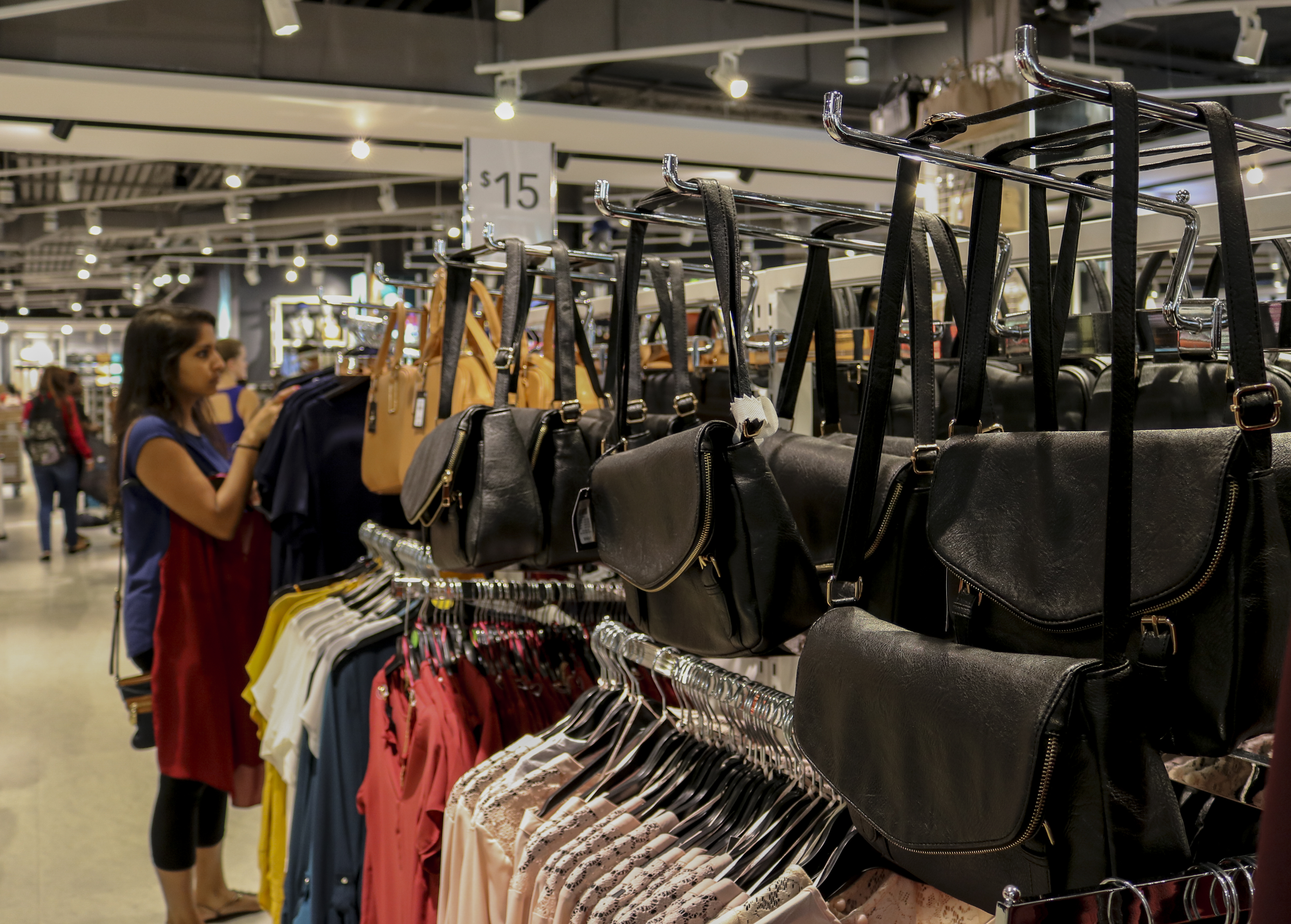 The Rise of Fast-Fashion Stores in America's College Town – The Quad