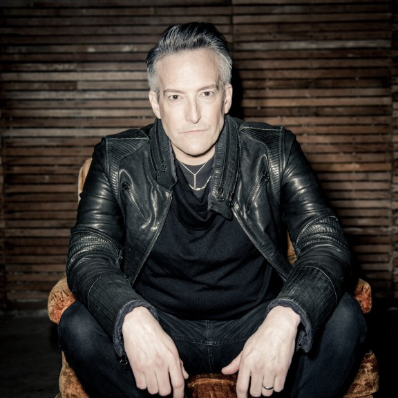 Richard Patrick, frontman of Filter, says Crazy Eyes is about trying to understand the world. | Photo via Filter, by Myriam Santos