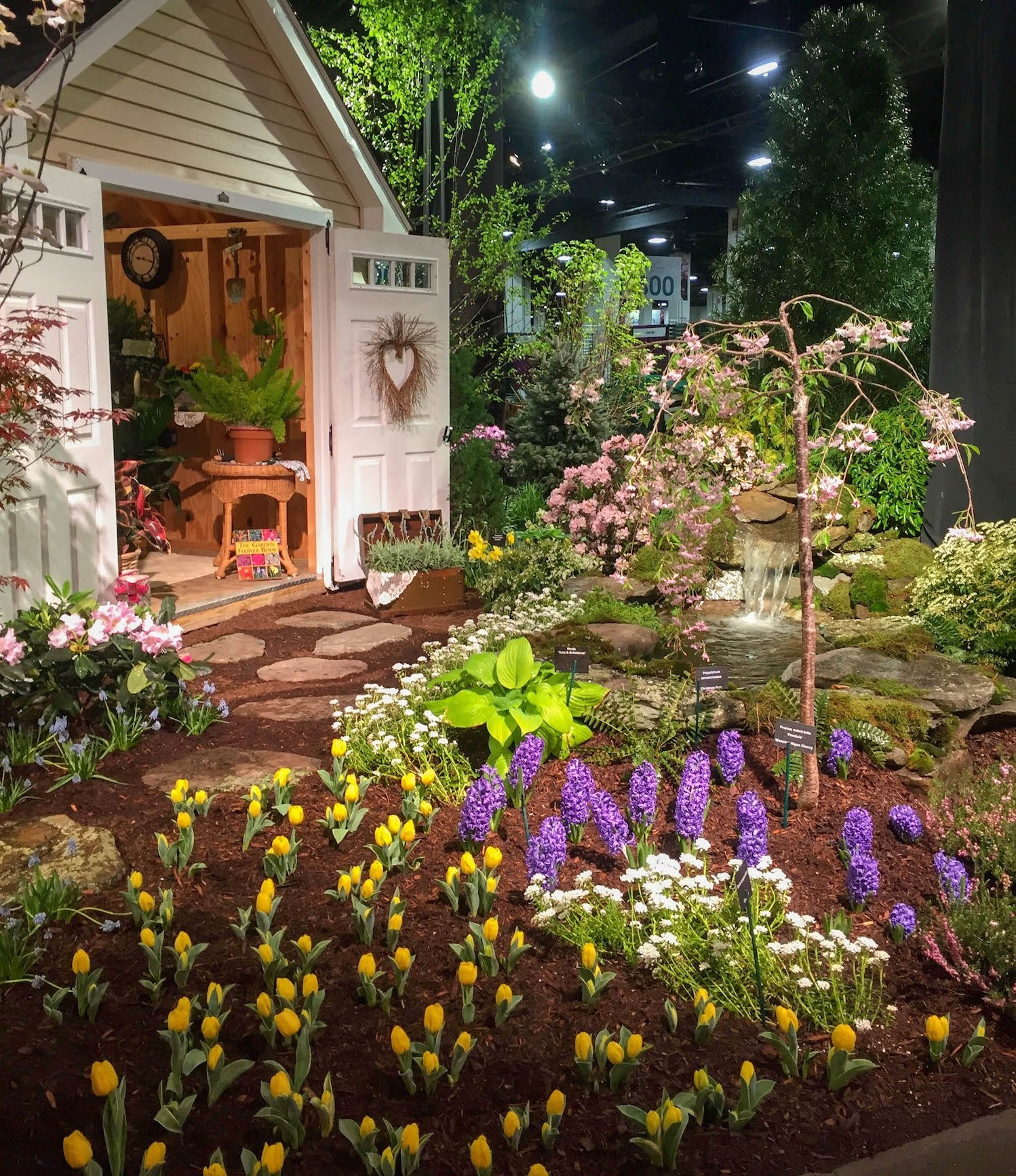 the boston flower and garden show – the quad